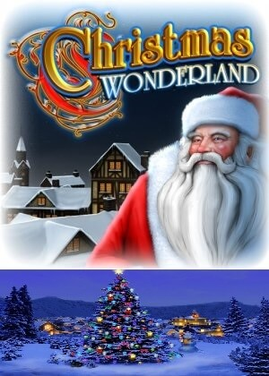 Christmas Wonderland pc game cover