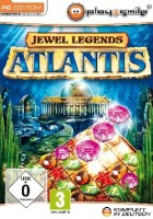 Jewel Legends Atlantis pc game cover