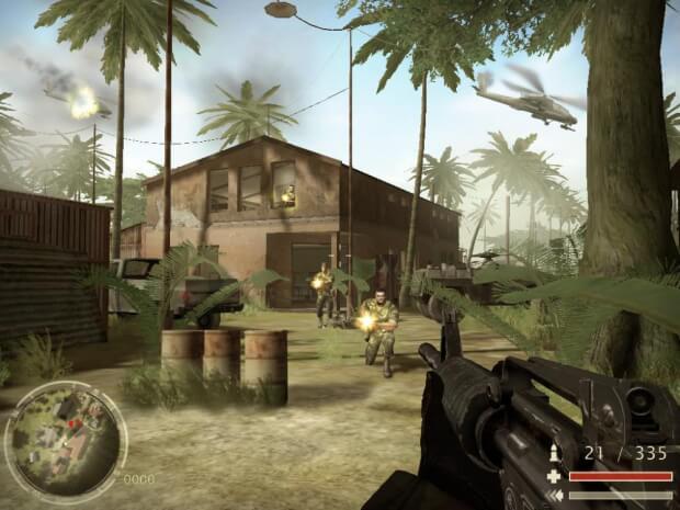 Terrorist Takedown pc game screenshot 1