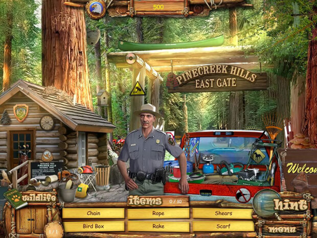 Vacation Adventures Park Ranger 3 screenshot 1