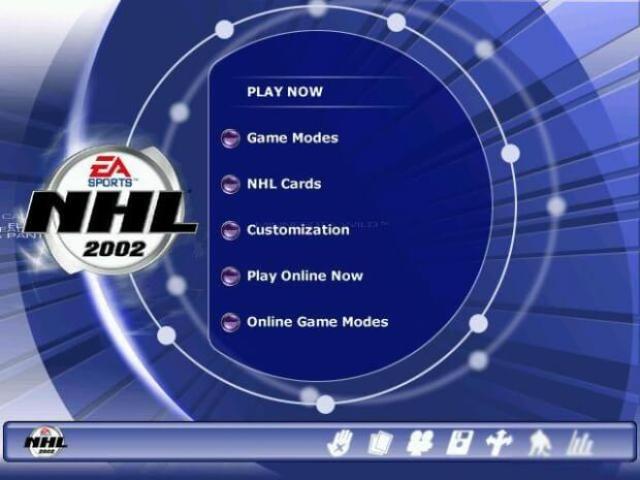 NHL 2002 Game Full Version