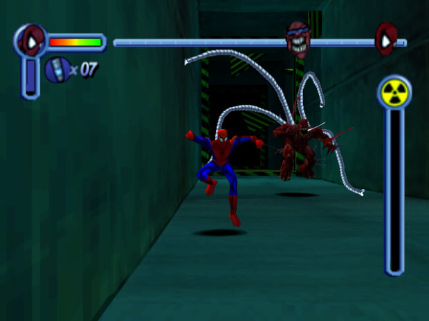 Spider Man Video Gameplay