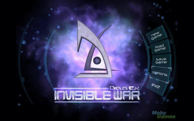 Deus Ex Invisible War Video Gameplay