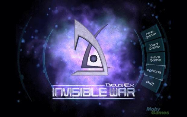 Deus Ex Invisible War Video Gameplay