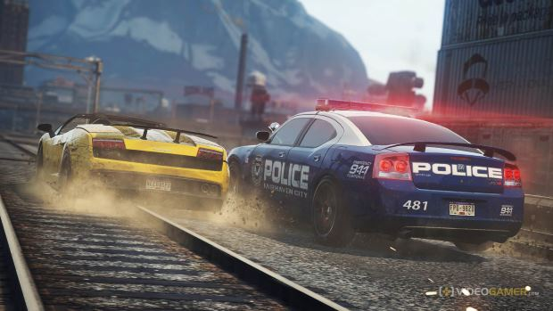 Need for Speed Most Wanted 2012 Video Gameplay