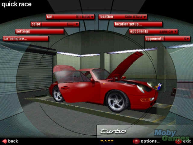 Need for Speed Porsche Unleashed Full Version