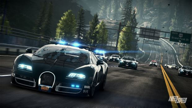 Need for Speed Rivals Video Gameplay