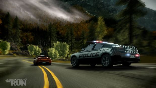 Need for Speed The Run Screenshot
