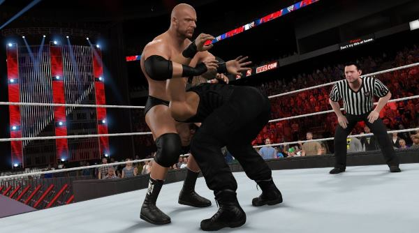 WWE 2K15 Video Gameplay