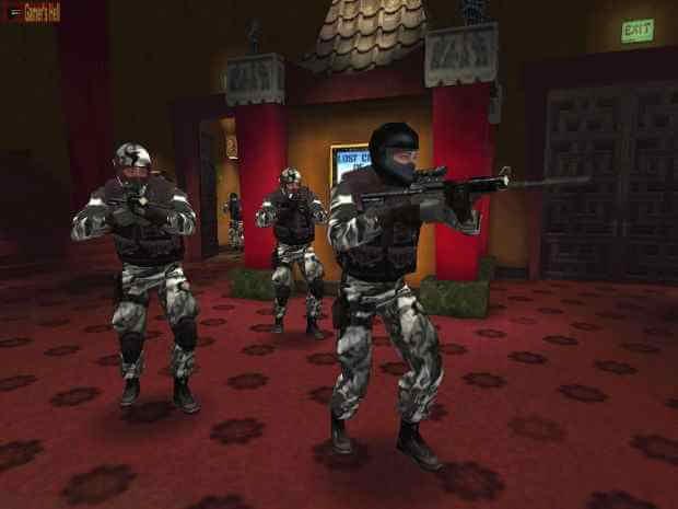 SWAT 3 Close Quarters Battle Screenshot