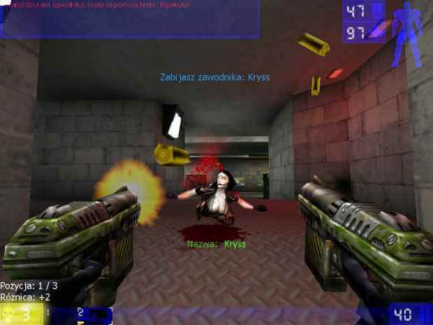 Unreal Tournament Video Gameplay
