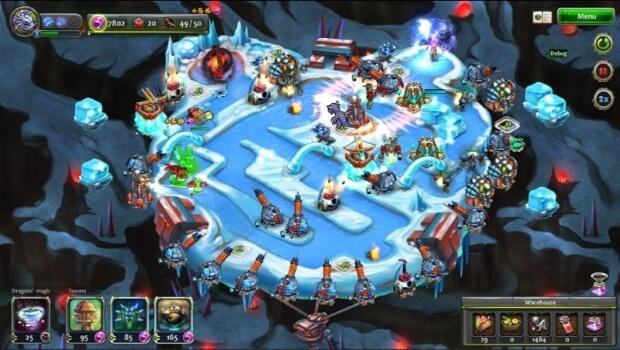 Risen Dragons Video Gameplay