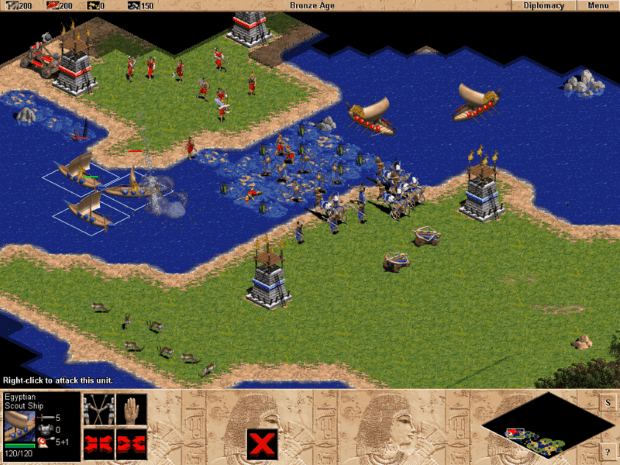 Age of Empires Video Game