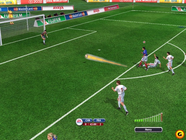 2002 FIFA World Cup Video Game