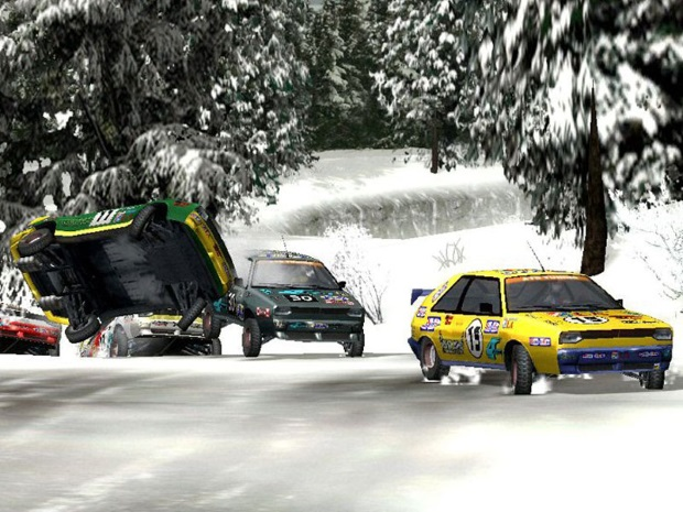 Cross Racing Championship 2005 Screenshot