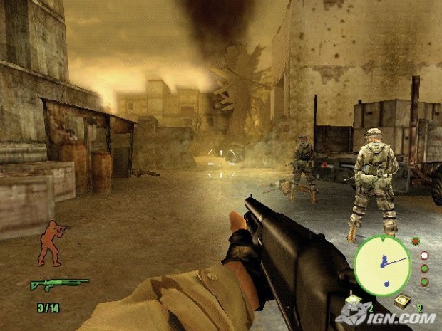 Delta Force Black Hawk Down Video Game