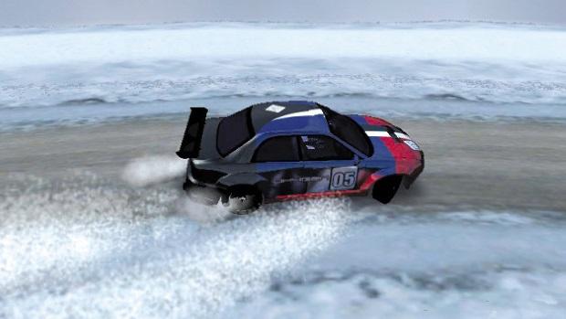 Euro Rally Champion Screenshot