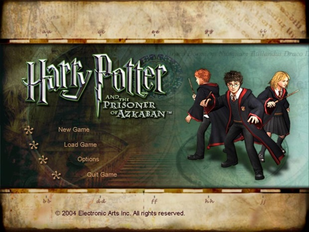 Harry Potter and the Prisoner of Azkaban Full Version