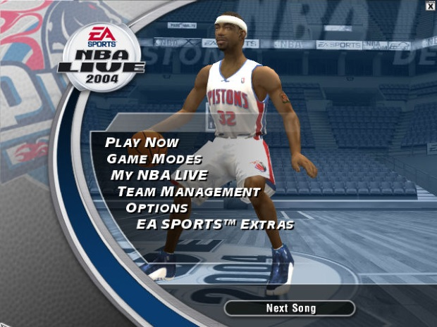 NBA Live 2004 Full Version