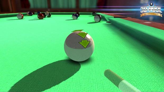 3D Pool Billiards and Snooker Screenshot