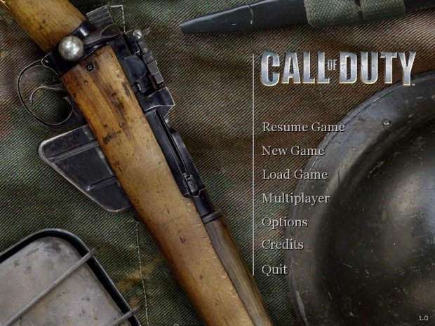 Call of Duty 1 Full Version
