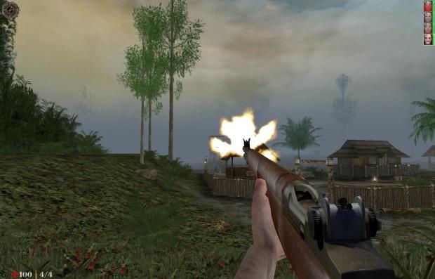 Deadly Dozen Pacific Theater Screenshot