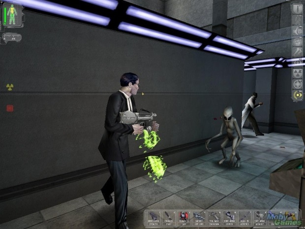 Deus Ex Goty Screenshots
