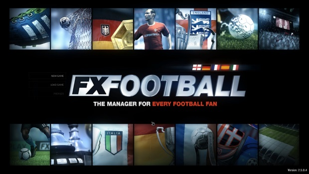 FX Football The Manager for Every Football Fan Full Version