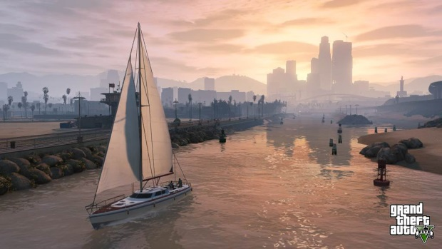 Grand Theft Auto Multan Screenshot