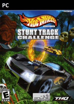 Hot Wheels Stunt Track Challenge Free Download