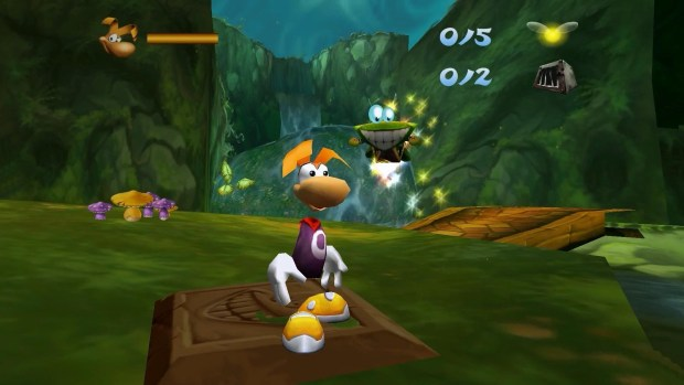 Rayman 2 The Great Escape Video Game