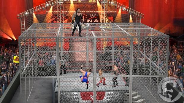 WWE Impact 2011 Screenshots