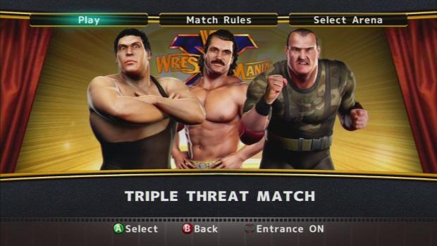 WWE Legends of WrestleMania Full Version