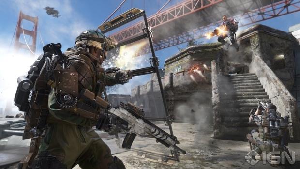 Call of Duty Advanced Warfare Screenshots