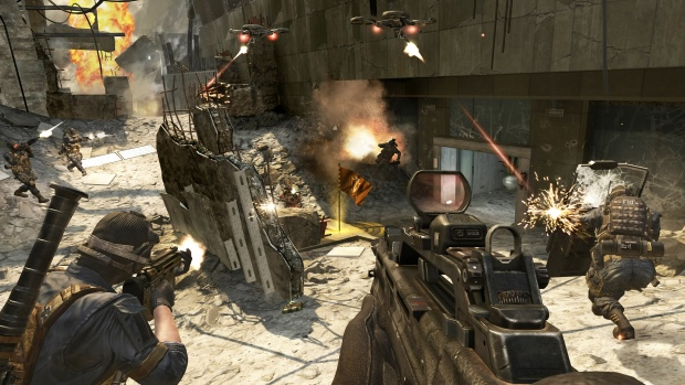 Call of Duty Black Ops 2 Screenshots