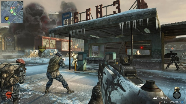 Call of Duty Black Ops Video Game