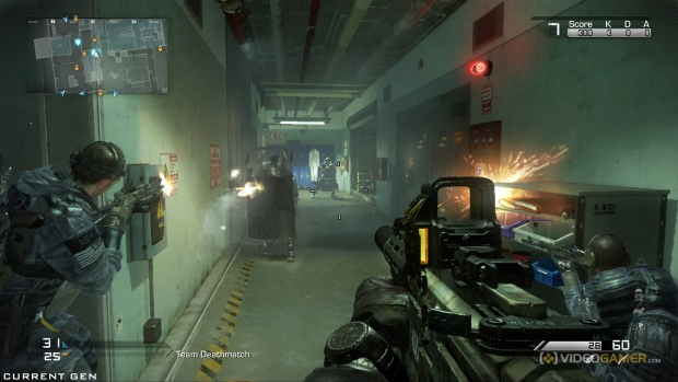 Call of Duty Ghosts Screenshots