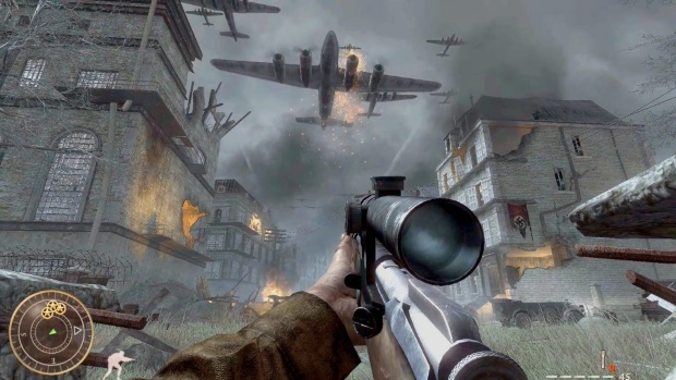 Call of Duty World at War Video Game