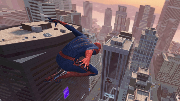 Spider Man 2 Video Game