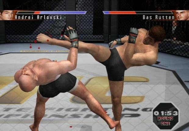 Ufc Sudden Impact Video Game