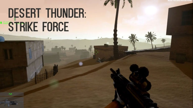 Desert Thunder Strike Force Full Version