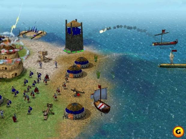 Empire Earth The Art Of Conquest Screenshots