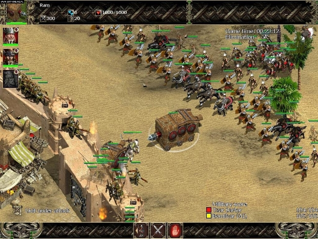 Imperivm III The Great Battles Of Rome Video Game