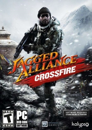 Jagged Alliance Crossfire Free Download