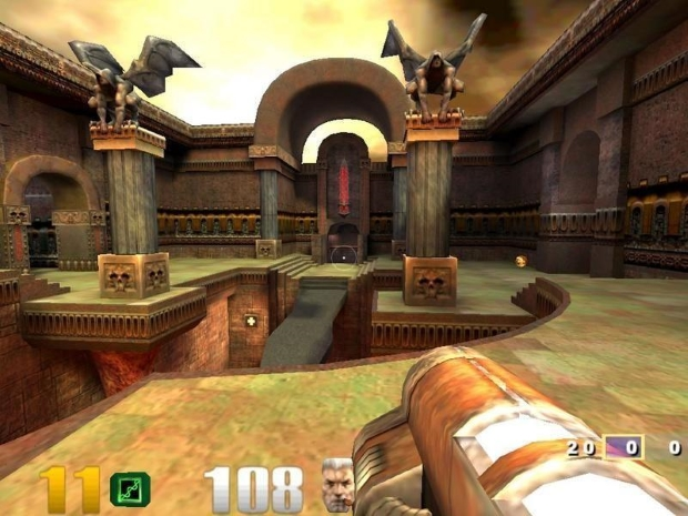 Quark 3 Gold Video Game