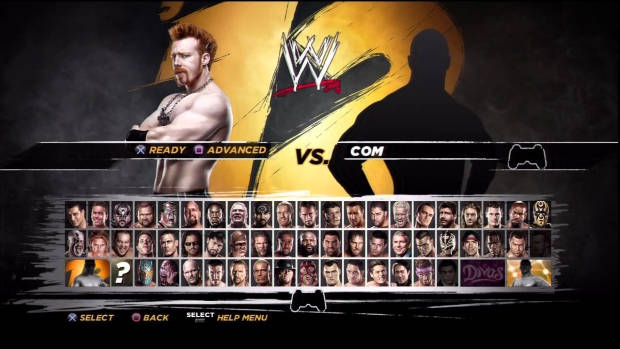 WWE 12 Full Version