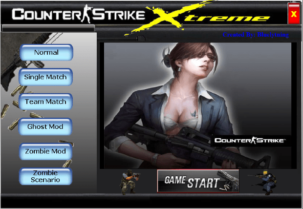 Counter Strike Extreme v7 Full Version