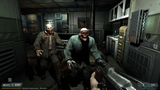 Doom 3 Video Game