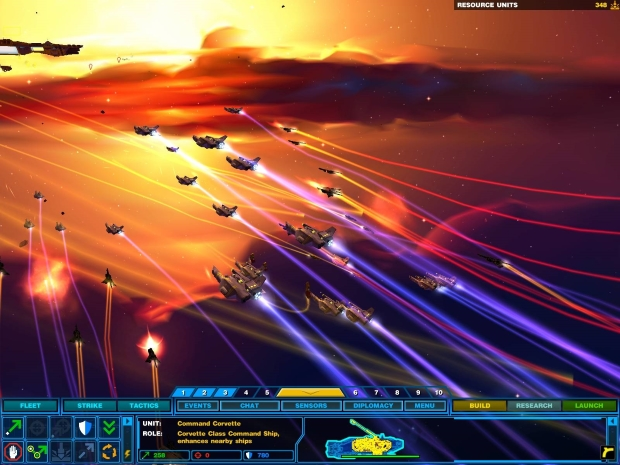 Homeworld 2 Screenshot