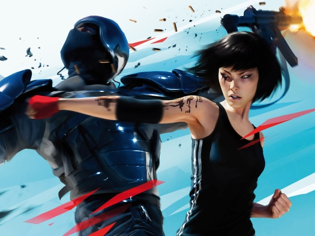 Mirrors Edge Screenshot